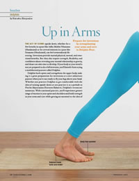 Basics: Up in Arms